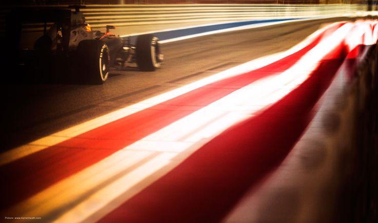 The 2015 Bahrain Grand Prix, by Darren Heath