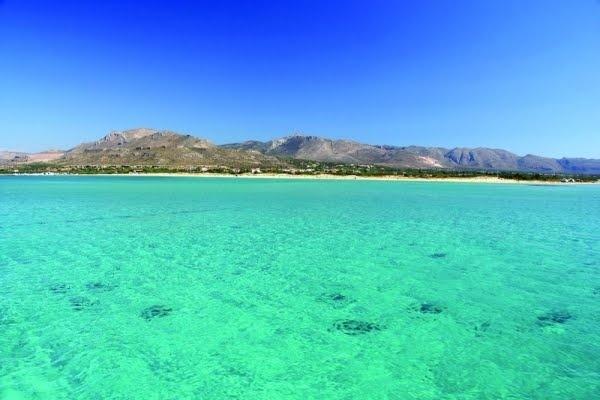 Elafonissos - Simos Beach