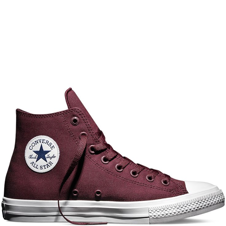 Chuck Taylor All Star II deep bordeaux