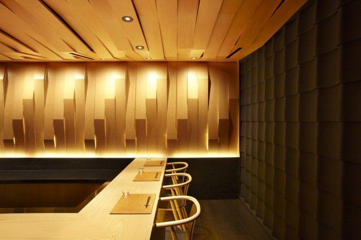 Kaiseki Yoshiyuki restaurant by B3 Designers, Singapore