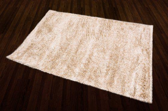 Shaggy 9000 bézs szőnyeg 80x300 futószőnyeg