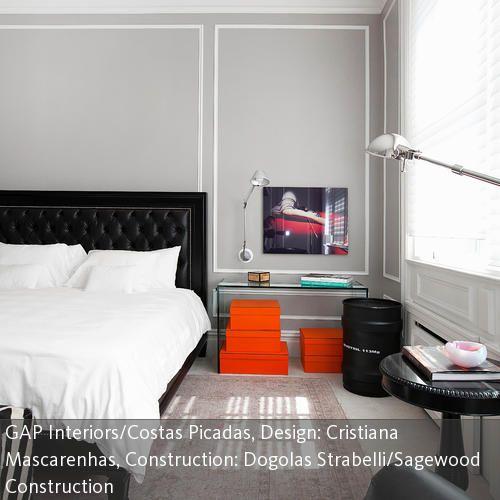 Ein Altbau zeichnet sich vor allem durch die plastische Verarbeitung auf den Wänden und Decken aus. Die Stuckformen lassen sich mit farbiger Wandgestaltung  …