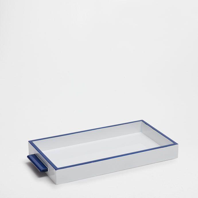 Deko-Tablett aus lackiertem Holz mit Kontrast - Dekoration - Neue Kollektion | Zara Home Deutschland