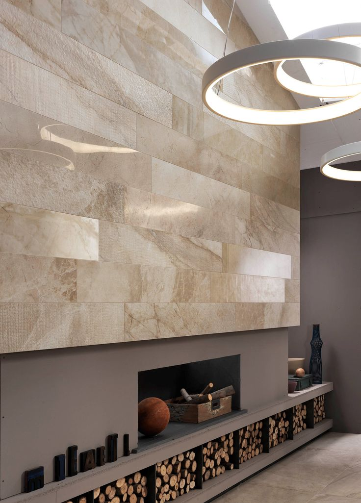 Amazing interior wall tile from Italgraniti Group
