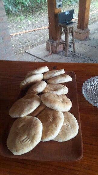 Rico pan amasado