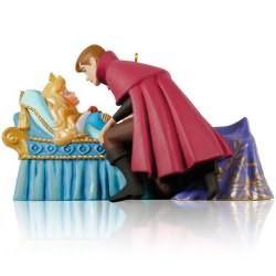 2014 Disney - True Loves Kiss - Sleeping Beauty Ornament