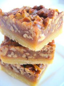 Pecan Bars: Squares Recipe, Christmas Baking, Pecans Bar, S'More Bar, S'Mores Bar, Food, Bar 2B, Pecans Squares, Pecans Pies