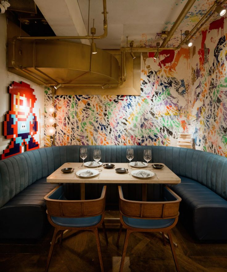 BIBO, l'incroyable restaurant street art de Hong Kong   Buzzly