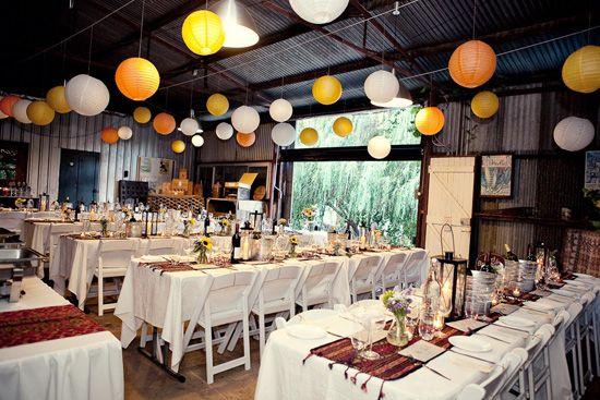Rustic Western Australia Wedding Venues  Brookside Vineyard Bed & Breakfast