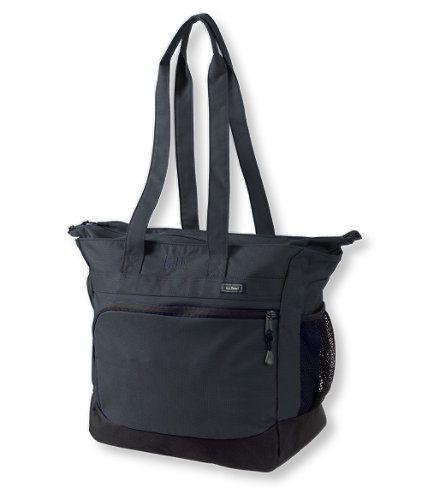 L L Bean Carryal Tote Bag It Slides Over The Handle Of