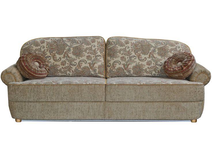 Cute plush sofa. Modern classic design. Sleeping system included.