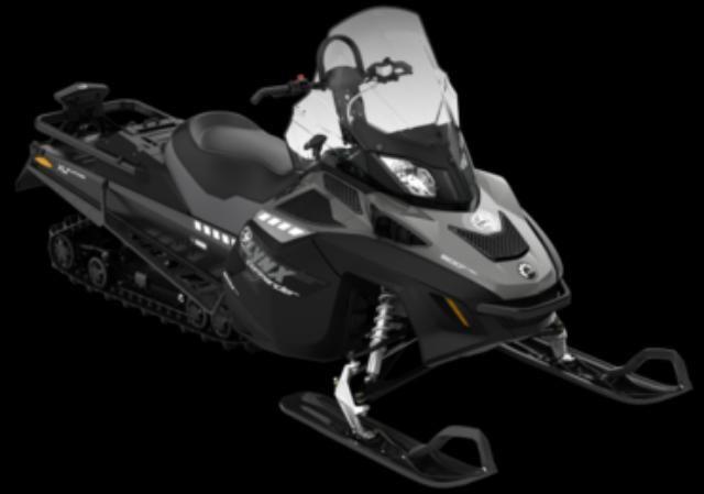 Novo Motos de neve 2019 BRP Commander LTD 600 E-TEC: Preço, Versões, Análise e Fotos