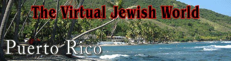 Puerto Rico Virtual Jewish History Tour   Jewish Virtual Library