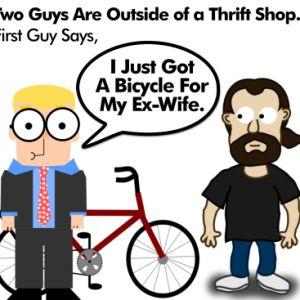 Funny Ex Wife Jokes
