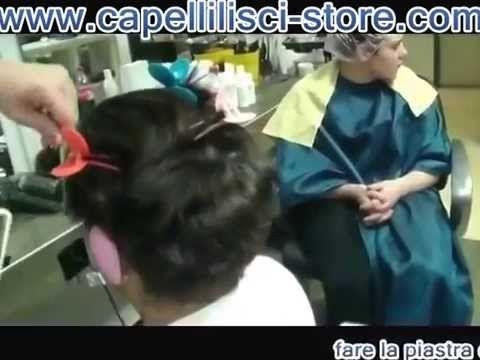 1 - Togliere le onde a capelli maschile 2 - Rigenerare capelli danneggiati da decolorazione. Donna