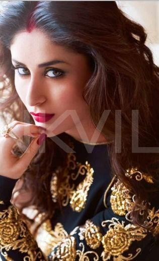 Kareena talks about her marriage in Harper's Bazaar Bride.