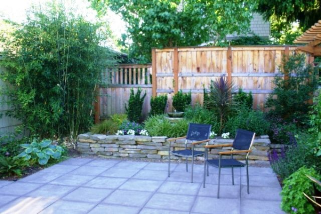 Landscaping Ideas Bamboo Plants : Bamboo plants landscape designs in