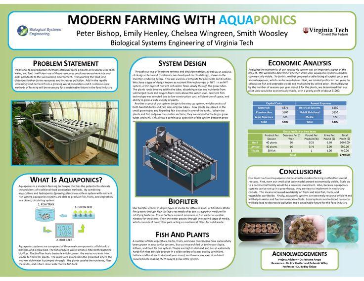 A Sample Commercial Aquaponics Farm Business Plan Template