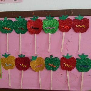 apple-puppet-craft