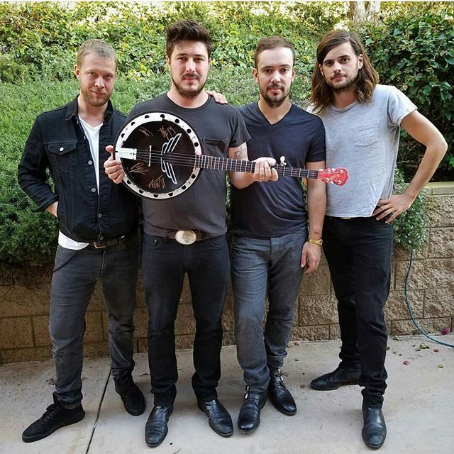Charity banjo