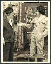 Subject(s): Freddie Prinze&Jack Albertson CHICO AND THE MAN. Photo ID ...