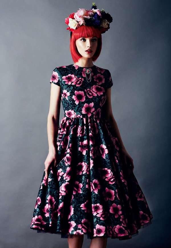 gooogreous floral dress ....