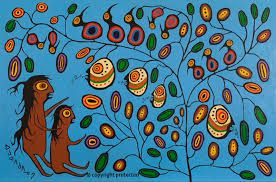 Image result for Norval Morrisseau