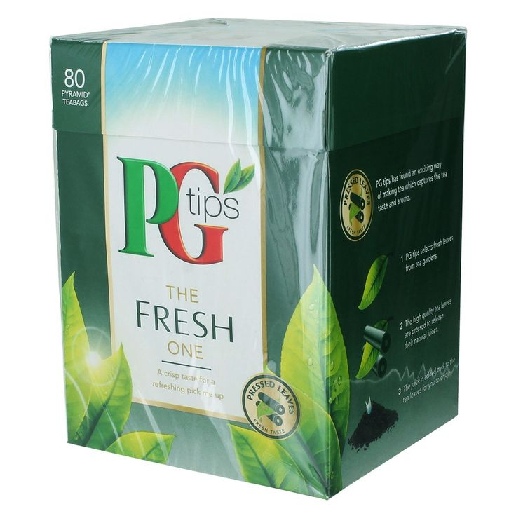 PG Tips - The Fresh One - 80 count