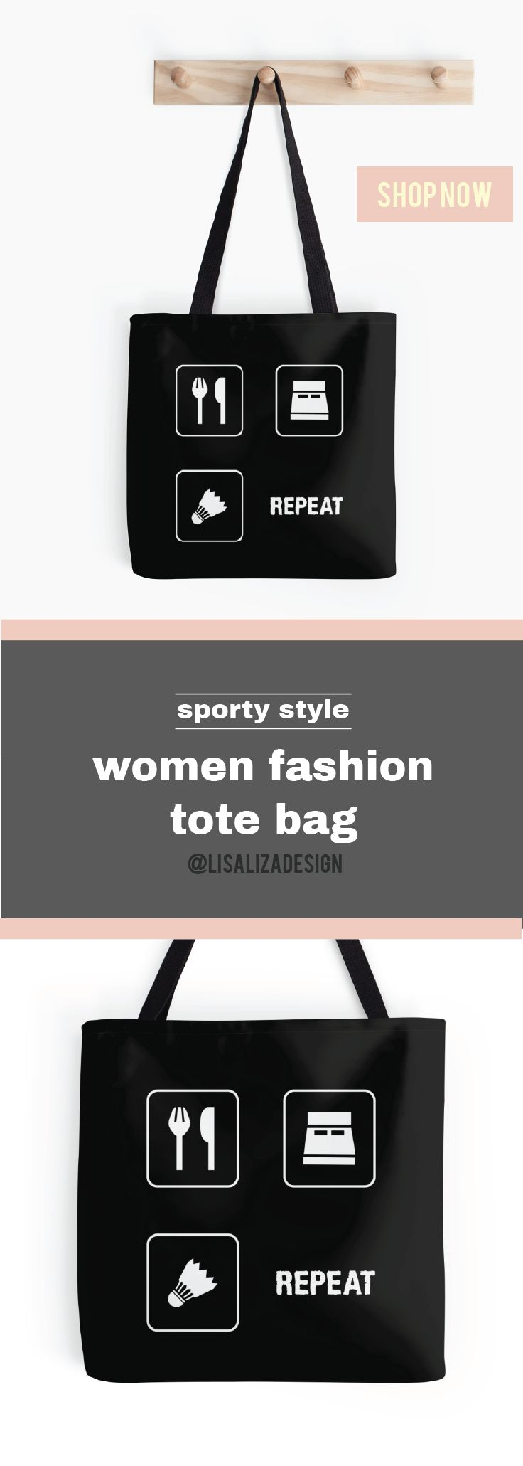 Trendy Eat Sleep Badminton Repeat Sport Design Tote Bags  Shop tote bags in original artwork carry them everyday everywhere you go.  Show Your Personality ! All artwork printed on High Quality and durable totes.   #Totebags #Womenfashion #Gifts #Festivegifts #Causal #outdoor   #Holidaygifts #Outdoor #ForTeens #Ladies #presents #Lisaliza   #RedbubbleTote #RedBubble #Teepublic #giftideas #Sport #Badminton  #eatsleeprepeat #Fitness #Health