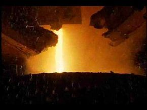 Description of the steelmaking process, from United States Steel. Covers iron ore preparation, coke-making, blast furnace operation, basic oxygen #steelmaking, ladle furnace treatment, continuous casting of slab, the hot strip mill, hot band pickling, cold rolling and more