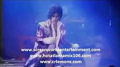 Prince Little Red Corvette Performance 1985-Screenworks Entertainment - YouTube