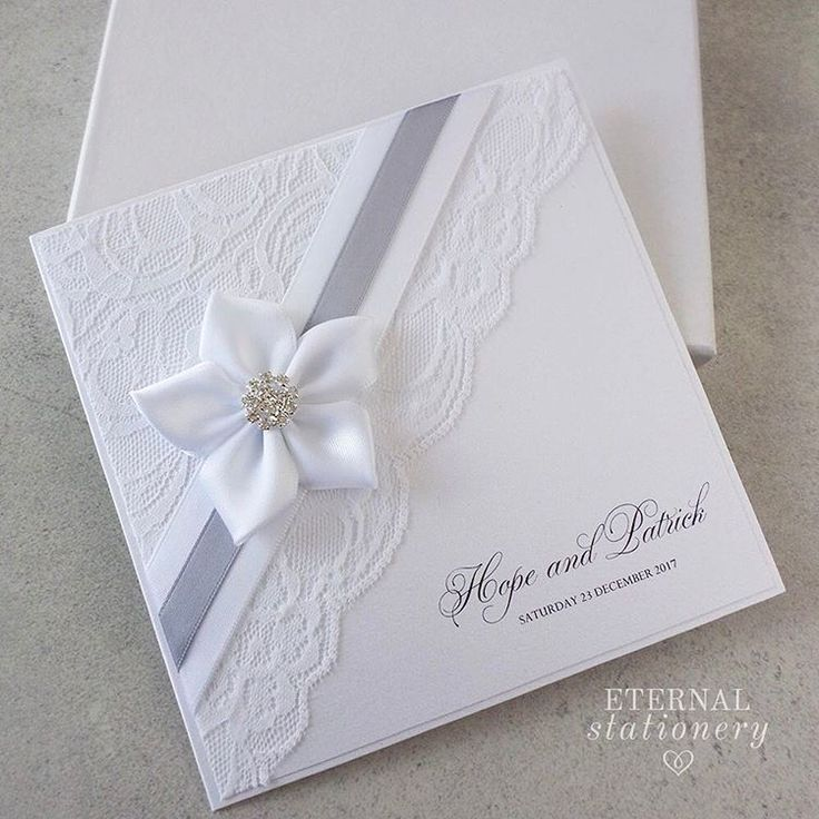 print yourself wedding invitations kit%0A Elegant lace Wedding Invitation Created by Eternal Stationery www