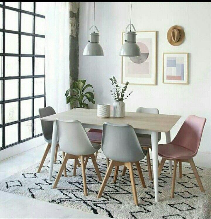 9 best Mesa Salon images on Pinterest Dining rooms, Mesas and Bureaus - esszimmer gestaltung 107 ideen