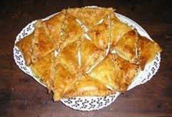 Recept voor Boursinflapjes klein ( aperitiefhapje) groot ( voorgerecht)   Solo Open Kitchen