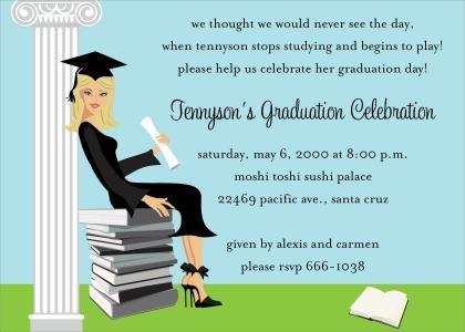 Best 25 Graduation Invitations Ideas Only On Pinterest Graduation – Graduation Invite Cards