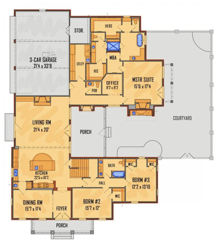 Don nelson house plans