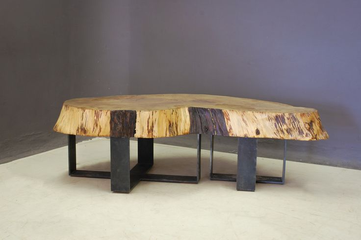 Custom Coffee Table by Pierre Cronje