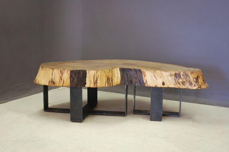 Custom Coffee Table by Pierre Cronje