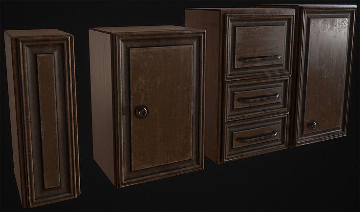 cupboard set, david garrett on ArtStation at http://www.artstation.com/artwork/cupboard-set