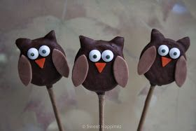 Sweet Happinez: How To | Uil Oreo Pops