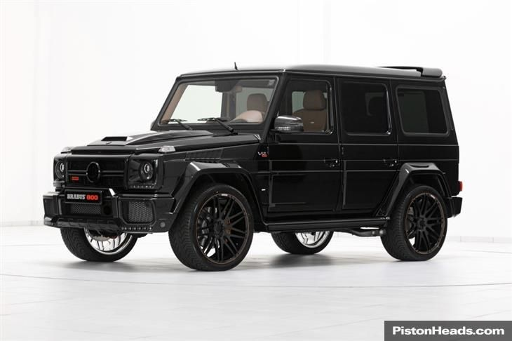 Used 2014 Mercedes-Benz G Class for sale in London   Pistonheads