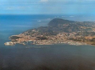 the seaport of Ancona