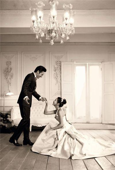Jang Dong Gun  x Ko So Young :: #wedding #photography