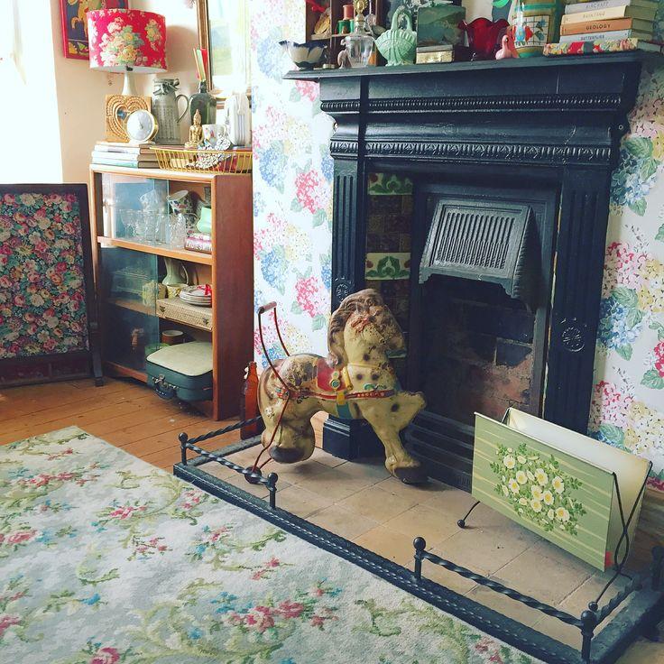 Playroom Workroom Bedroom 1965: 3473 Best Vintage Home Images On Pinterest
