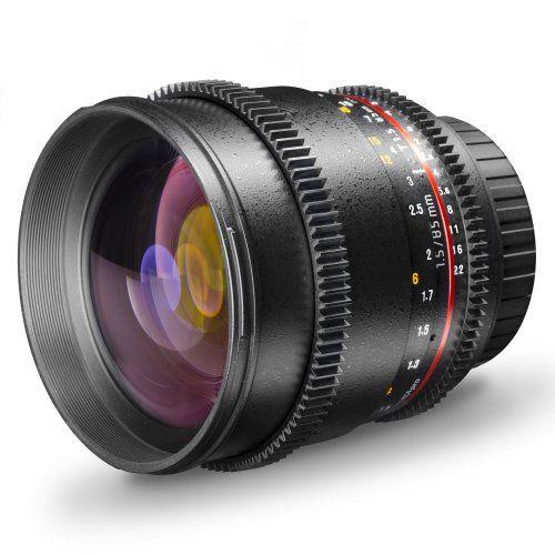 Walimex Pro 19451 - Objetivo de foto y vídeo para montura Sony E-Mount/NEX (85mm, f/1,5) B00AFOA0A6 - http://www.comprartabletas.es/walimex-pro-19451-objetivo-de-foto-y-video-para-montura-sony-e-mountnex-85-mm-f15-b00afoa0a6.html