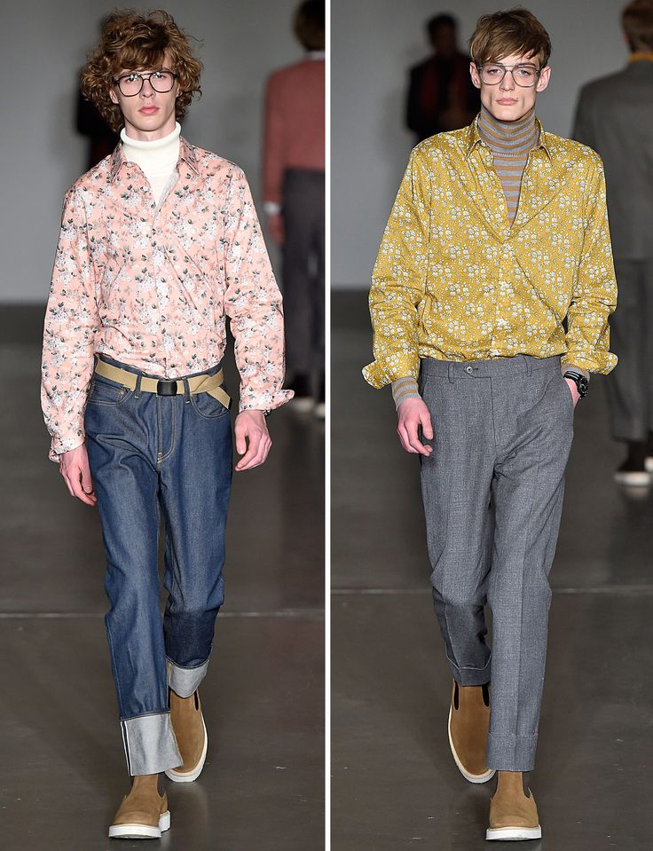 Todd Snyder - Fall 2018