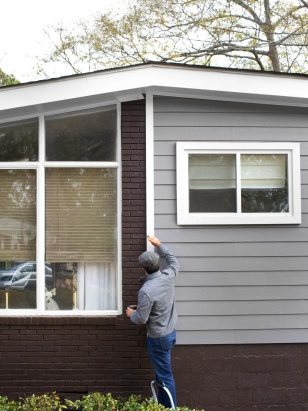 Give your house a fresh, updated look with exterior paint.