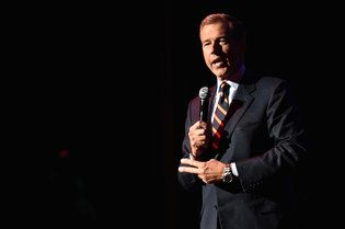 """Brian Williams to Take Hiatus From 'NBC Nightly News' - NYTimes.com  """"Brian Williams said on Saturday that he was stepping aside from the daily broadcast of NBC's """"Nightly News"""" for the next several days, after admitting that he had misled the public about being on a helicopter that was forced down in Iraq.  In the midst of a career spent covering and consuming news, it has become painfully apparent to me that I am presently too much a part of the news, due to my actions,"""" Mr. Williams said…"""