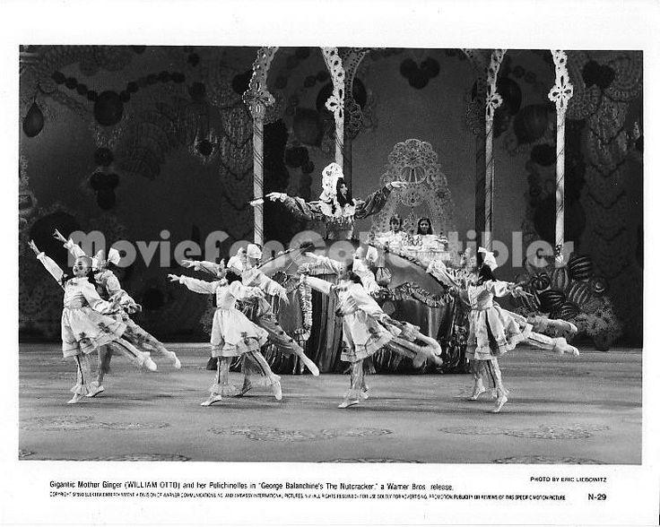 George Balanchine's The Nutcracker Movie Still Photo William Otto