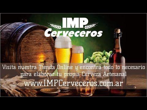 Curso de elaboracion de Cerveza Artesanal - IMP Cerveceros - YouTube